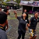 Outbound di Kintamani Bali - Bank Mandiri - Toya Devasya 1003184