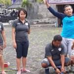 Outbound di Kintamani Bali - Bank Mandiri - Toya Devasya 1003188