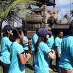 Bali Outbound Amazing Race -  PT Rainforest Alliance 080520181