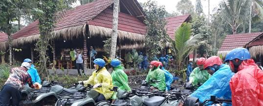 Wisata Adventure di Bali - ATV Ride - Auto Bavaria Malaysia - 1407186