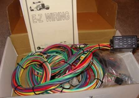 Ez Wiring Harness Kits