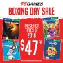 Eb Games Boxing Day Sale Is Back Armadale Central