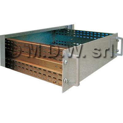 Contenitore rack a cassetto estraibile 3U460 da Armadi