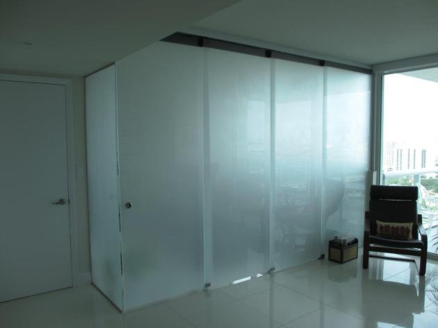 Telescopic Doors 02