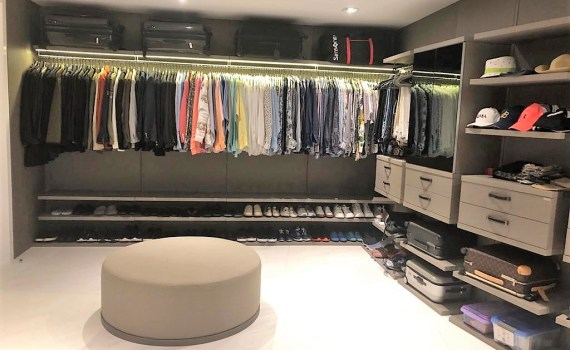 Custom closets in Miami