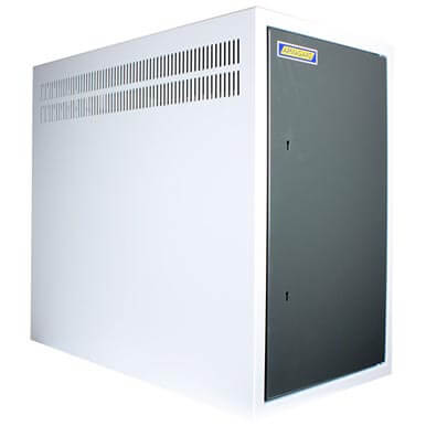 High Security PC Enclosure  Computer Security Cabinet