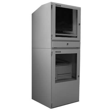 Industrial Computer Cabinet  IP54 protection with the