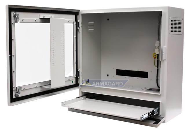 Industrial Computer Enclosure  Armagard Ltd