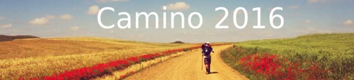 Camino Website Banner