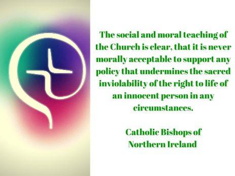 NI Bishops Pastoral Reflection 4