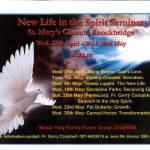 New Life in the Spirit Seminars @ St Mary's Church | Knockbridge | County Louth | Ireland