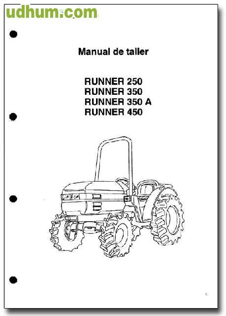 MANUAL DE TALLER LAMBORGHINI RUNNER