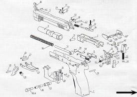 Grand Power K100: Una eslovaca con cañón rotativo