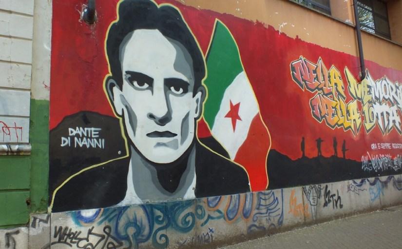 Dante Di Nanni e il comandante Visone: dove vivono i partigiani?