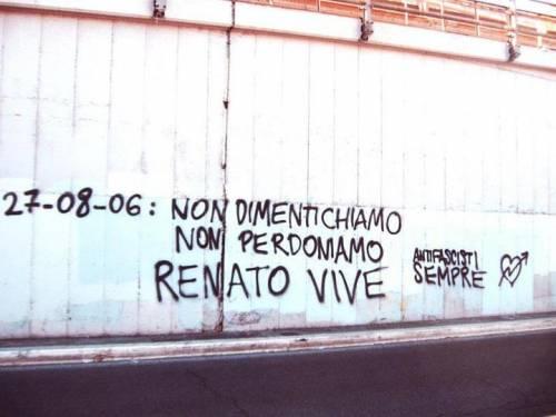 Non dimentichiamo, non perdoniamo. L'omicidio di Renato Biagetti