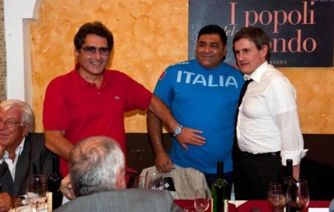 Salvatore Buzzi, Luciano Casamonica, Gianni Alemanno