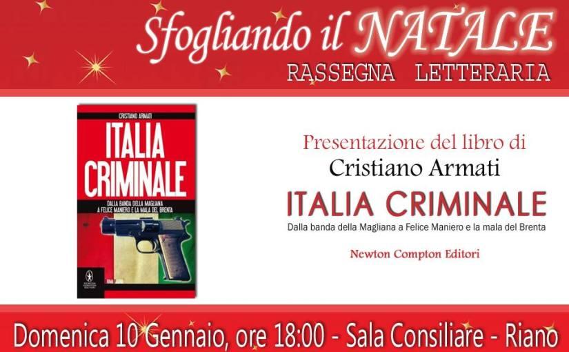 Italia criminale a Riano (Roma)