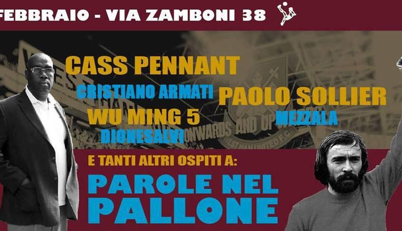 Parole nel Pallone: seconda giornata di calcio e letteratura a Bologna