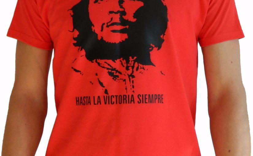 """Una maglietta vi seppellirà: come e perché i dannati della Terra continuano a """"indossare"""" Ernesto Che Guevara"""