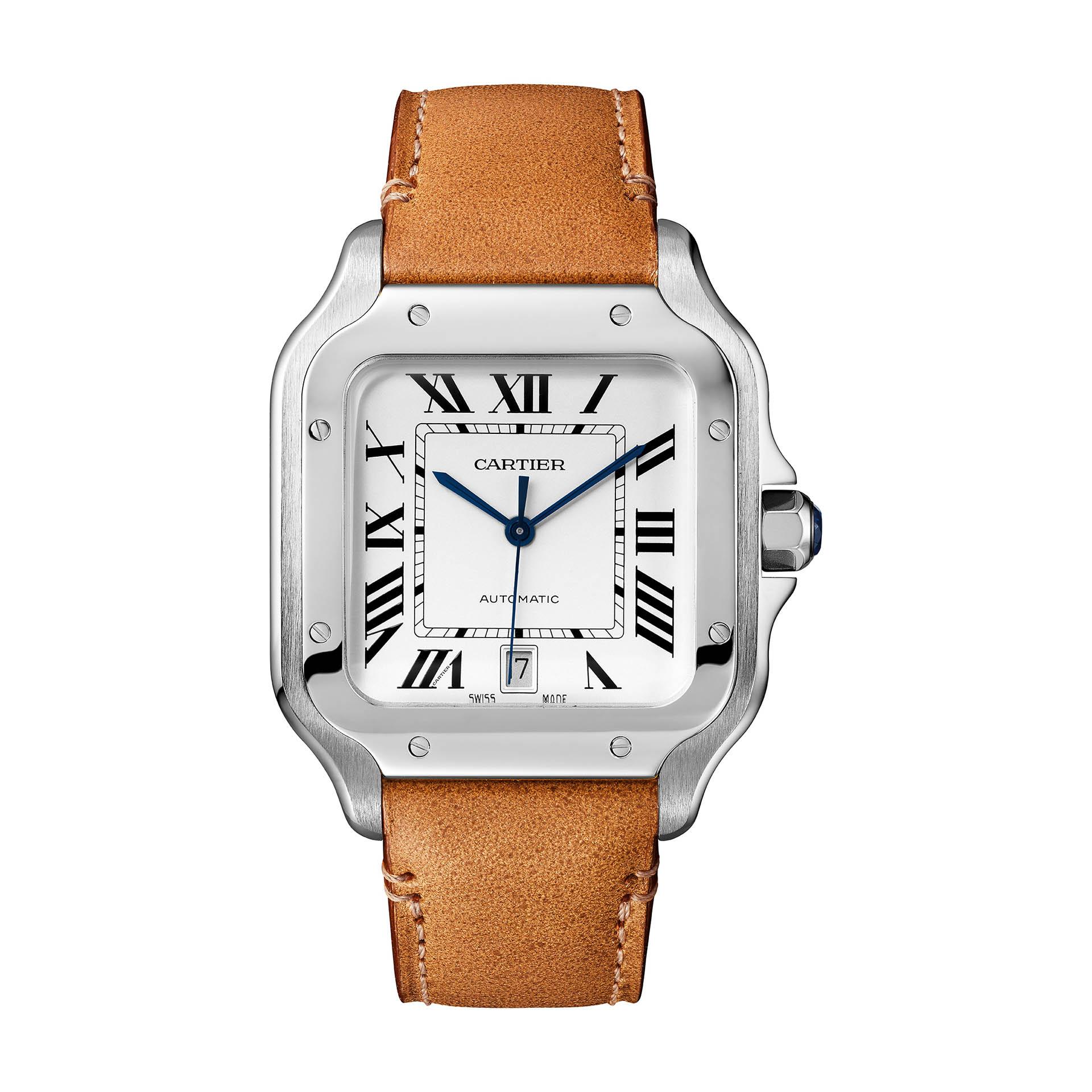 Cartier Uhren Santos Preise