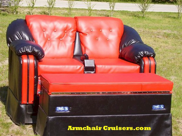 motorized easy chair grey covers for wedding armchair cruisers couches and sofas gas or electric the choice is yours