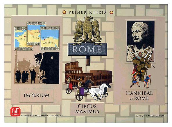 Rome Box Cover