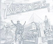 My Go-To Game: 7 Wonders