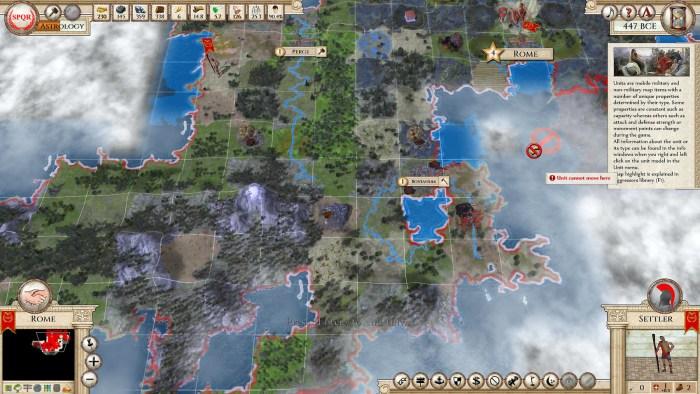 7 Tactical Game Map