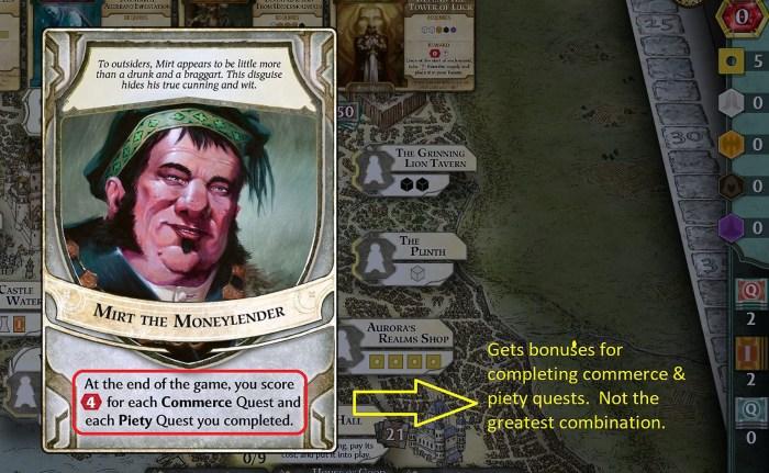 A Lord Advantage