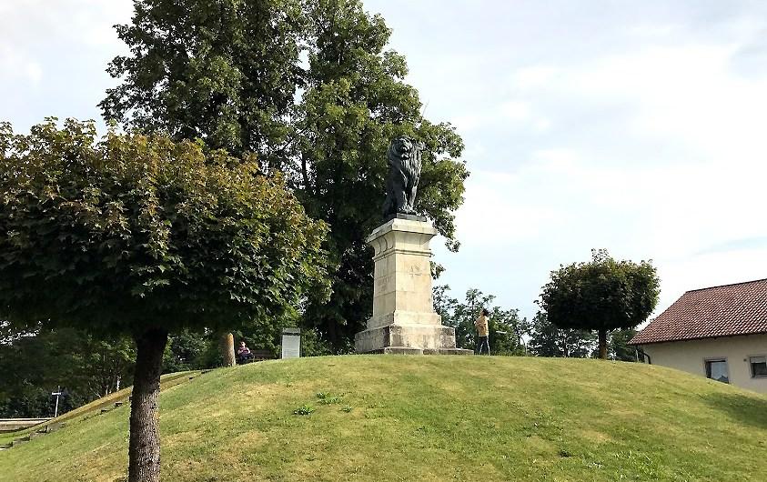 Adventures in Napoleonicisms: Eggmuhl Battlefield