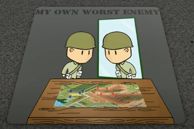 My Own Worst Enemy ~ Blitz! A World in Conflict Part 3