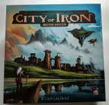 Classic Reviews: Unboxing Red Raven's City of Iron
