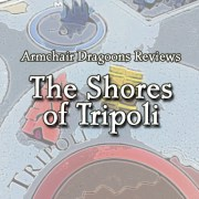 Armchair Dragoons Reviews The Shores of Tripoli by Fort Circle Games