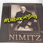 #UnboxingDay! Fleet Commander: Nimitz, 2nd Edition by DVG