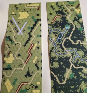 Unbox-FCAK-For-King-and-Country-Box-Unmounted-Map-Panel-Sample