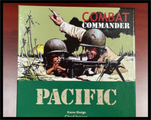 Combat Commander: Pacific – A Very Realistic Wargame from GMT Games