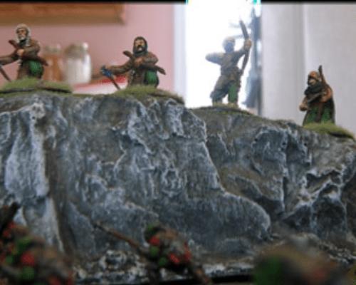 Classic AARs: Dark Age Minis Skirmish Battle