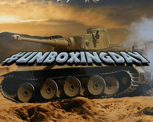 #UnboxingDay – Kasserine by TS Wargames