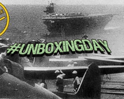 #UnboxingDay – Kido Butai
