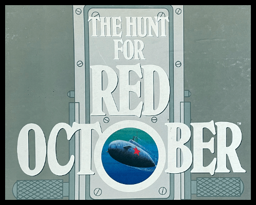 Combat for the masses or an unfathomable #wargame? The Hunt for Red October (TSR, Inc., 1988)