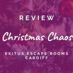 Exitus Escape Rooms – Christmas Chaos