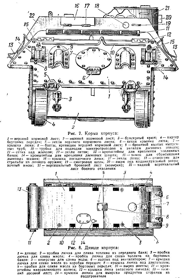 SU-100 (Blueprints)