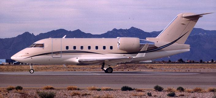 Challenger 604 Aviation Resource Management
