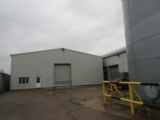Asbestos surveys Wigan - Warehouse units at Hindley Green near Wigan