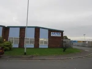 Asbestos surveys St Helens - Warehouse on Brindley Road in St Helens