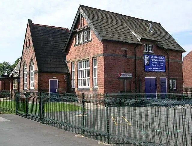 Asbestos surveys Castleford - St Josephs Primary School in Castleford