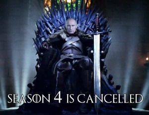 Putin Game of Thrones
