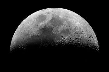 Լուսնի բնակչությունը կարող է հանգիստ շունչ քաշել