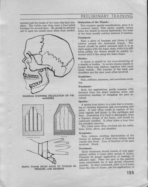 Merchant Marine Training Manual