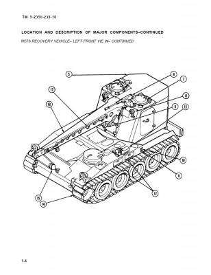 M578 (lehké obrněné vyprošťovací vozidlo) : USA (USA)